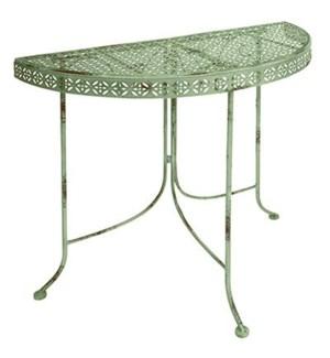 IH Half round table