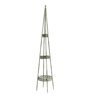 IH Obelisk set of 3. Metal. 20