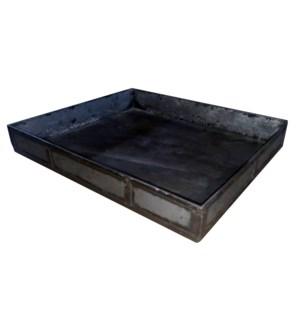 Vintage Iron Tray