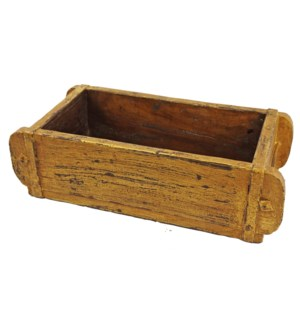 """Wooden Brick Mold Single, Yel"""