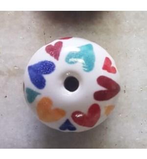"""""""CN003 Nob, ceramic, Full of Love"""""""