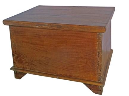 Vintage Box, India, 15.7x21.7x14.6
