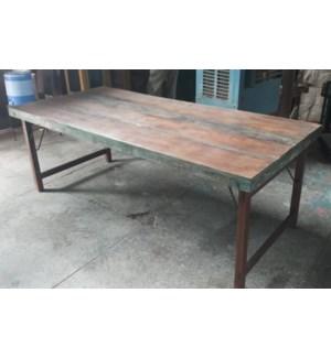 Rustic Folding Table