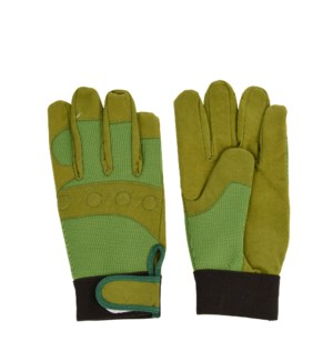 Garden gloves grip & protect L