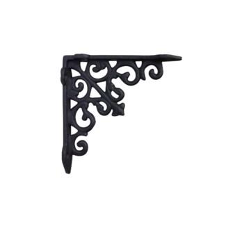 victorian shelf bracket, small, 5x1x5