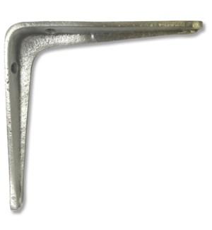 """4.7inch Bracket Cast Iron, Antique Metal"""