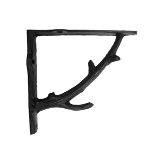 Branch Bracket Small 5.5x5.5x1.8inch