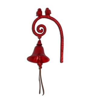 bell 2 birds red