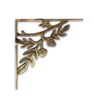 Branch n Twig Bracket Small. Anitique Gold
