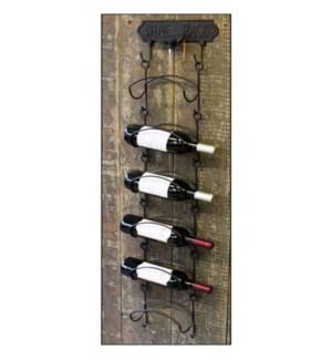 Horizontal Hanging Wine Rack LC