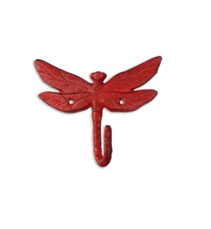 dragonfly hook-red