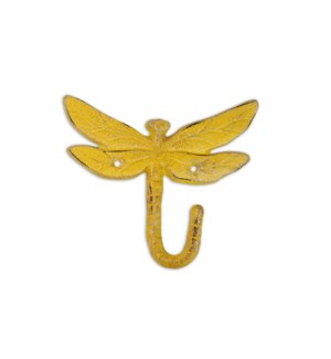 dragonfly hook-yellow