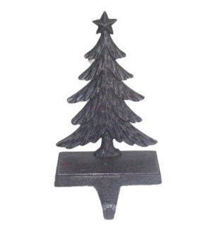 Tree Christmas Stocking Hanger 4.9x3.9x9inch.