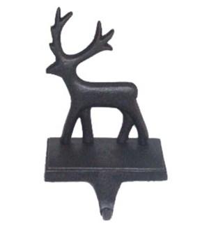 Deer Christmas Stocking Hanger
