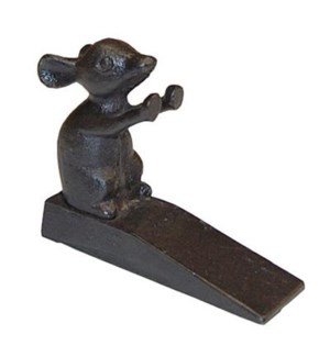 Sitting Mouse Doorwedge 5.5 x 2 x 4.5inch