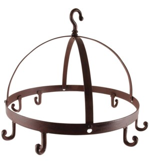 Cast iron game hanger