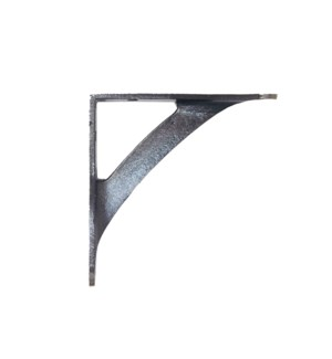 Industrial Design Bracket,  Antique Metal, 5x5.5 inches