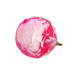 Blossom Glass Knob