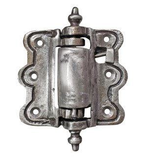 Spring Hinge Antique Metal
