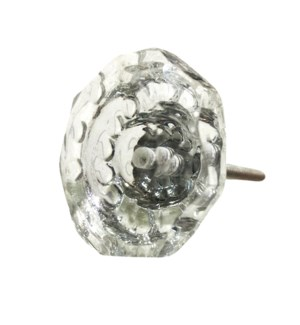 Evelynne Glass knob