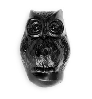 Owl Door Knocker, Black, 4 x 2 x 2 inches *Last Chance!*