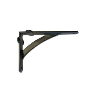 Avant Shelf Bracket BLK Medium