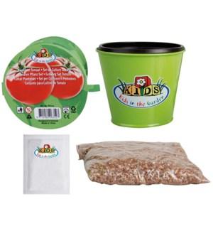 Tomato seeds set