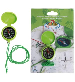 Compass. ABS, nylon. 4,7x1,7x5,7cm. oq/24,mc/144 Pg.102