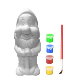Paint your own garden gnome