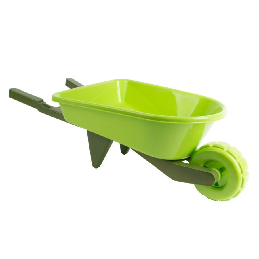 Children wheel barrow plastic