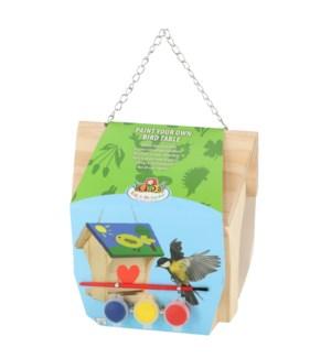Paint your bird table set