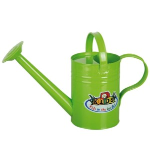 Watering Can green. Zinc.