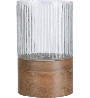 YP7164460. Fan-Shaped Alarmclock LC