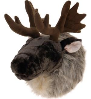 Moose Head Plush 14.6x10.2x11inch. *last Chance* On sale 30 percent off!