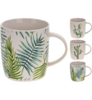 Cactus Mug, 3/Asst, 11 Oz  FD LAST CHANCE! On sale 30 percent off!