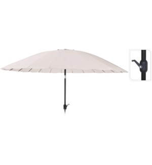 FD1000230 NOLA UMBRELLA SHANGHAI 325CM CREAM