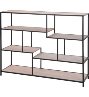 HX9100120 ESPERANZA SHELF RACK METAL WITH MDF