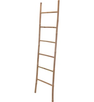 """VT8000050 TOWEL RACK LADDER, BAMBOO"""