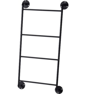 HZ2002410 GRETA WALL RACK METAL 38X9X72CM