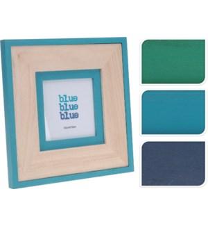 NB3000090. Sq. Wood Frame LC