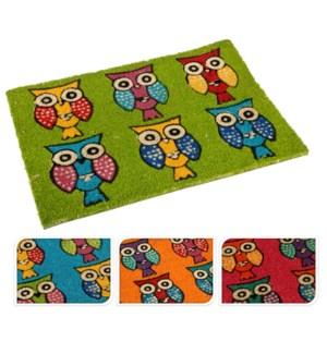 A35400210-Owl Doormat LC