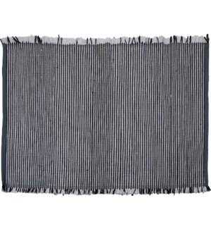 """A35510110 RUG, 120X180CM, 60 %POLY AND 40 %COTTO"""