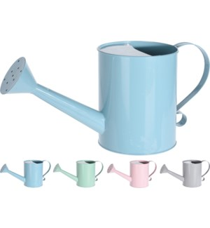 170455730 ANAHITA WATERING CAN 900ML 4ASS CLR