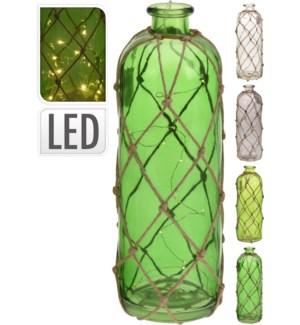 HC6700120-Net Lantern M W/ LEDL