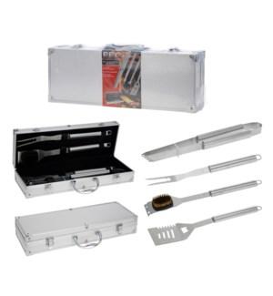 C80210330. BBQ Utensils Set/4
