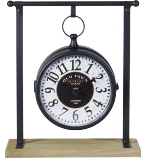 HZ1991380 TABLE CLOCK HANG MODEL. SIZE: 270X100X