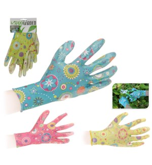 Gloves 9 Asstd. 3 asstd sizes 3 asstd  clr/dsgn Polyester *Last Chance* On sale 30 percent off!