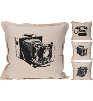 HZ1800570-Nostalgic Cushion 3A