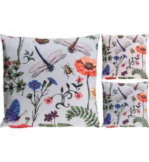 HZ1908850-Botanica Sq. Cushion