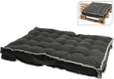A35840220 Pallet Picnic Cushion, Dk Grey, 27x23.6x3 in. - Cushion for ki-2086